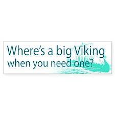Inspired by Eric the Viking Vampire!