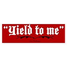 Eric Northman Bumper Bumper Sticker