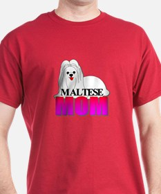 Maltese Mom T-Shirt