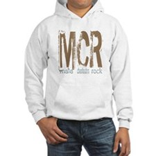 Male CheerLeaders Rock Hoodie