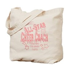 All Star Cheer Coach Tote Bag