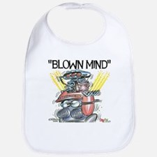 """BLOWN MIND"" Bib"