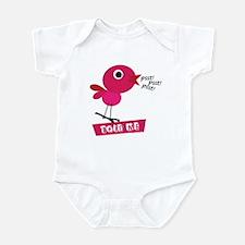 A Little Birdie told me Infant Bodysuit