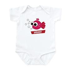 Bubbly Fish Infant Bodysuit