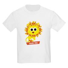 Fiery Cub Lion T-Shirt