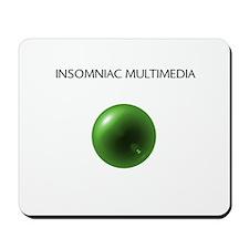 Insomniac Multimedia Mousepad