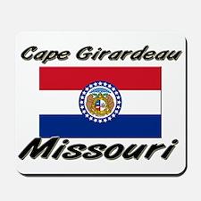 Cape Girardeau Missouri Mousepad