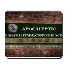 Apocalyptic Store Mousepad