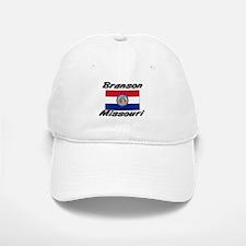 Branson Missouri Baseball Baseball Cap