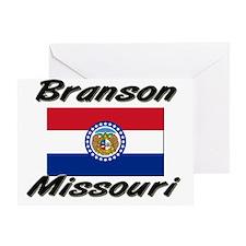 Branson Missouri Greeting Card