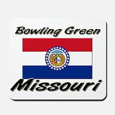 Bowling Green Missouri Mousepad