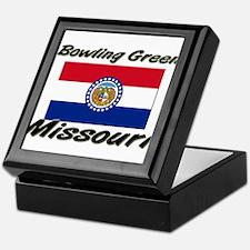 Bowling Green Missouri Keepsake Box