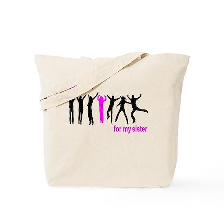iwalk -- for my sister Tote Bag