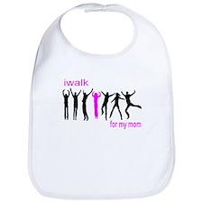 iwalk -- for my mom Bib