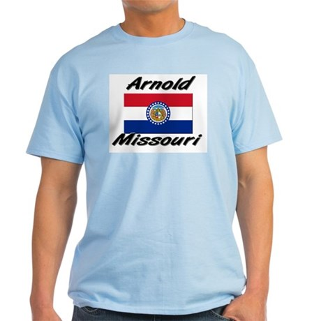 Arnold Missouri Light T-Shirt