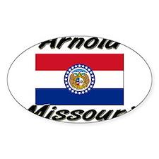 Arnold Missouri Oval Decal