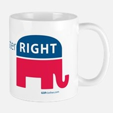 Mister RIGHT Mug
