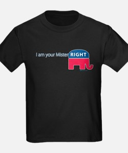 Mister RIGHT T