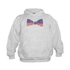 Bow Tie - USA Hoody