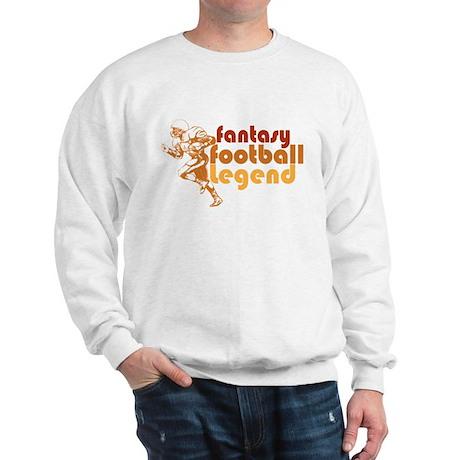Retro Fantasy Football Legend Sweatshirt