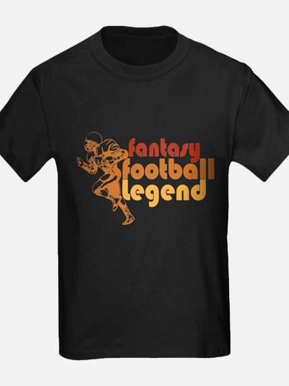Retro Fantasy Football Legend T