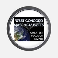 west concord massachusetts - greatest place on ear