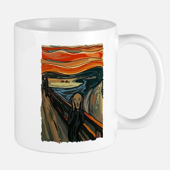 The Scream SFM - Mug