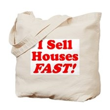I Sell Houses Tote Bag