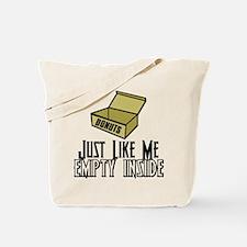 Funny Sociopath Tote Bag