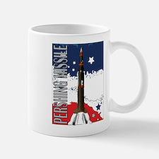 Pershing Missile ICBM Mug