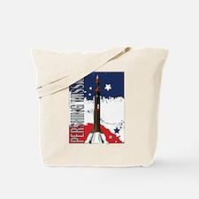 Pershing Missile ICBM Tote Bag