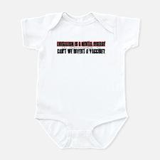 Liberalism Infant Bodysuit