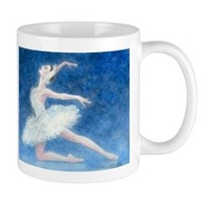 Swan Lake Ballet Mug (Full Color)