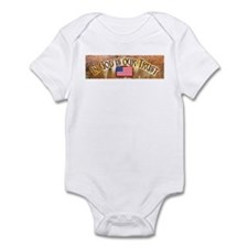 In God is our Trust Infant Bodysuit