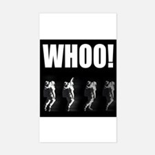 Moonwalk Rectangle Decal