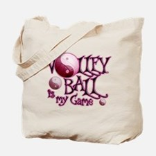 Cool Volleyball star Tote Bag