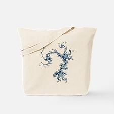 Mandelbrot Archipelago Tote Bag