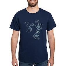 Mandelbrot Archipelago T-Shirt