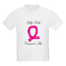 Help Kick Cancer's Ass T-Shirt
