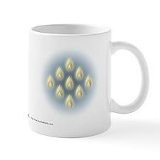 Chanukah Candlelights Small Mug