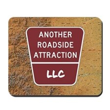 Another Roadside Attraction Mousepad