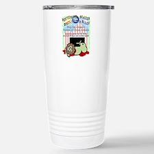 Boycott the Circus Travel Mug