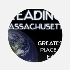 reading massachusetts - greatest place on earth Or