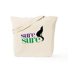 Team Jacob - Sure Sure Tote Bag