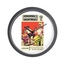 "Wall Clock - ""Abnormals Anonymous"""
