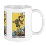 00 Tarot Fool Mug