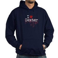 I Love Dexter Hoodie