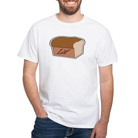 Lof Standard White Shirt