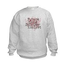 Blood Splatter Analyst (Dexter) Sweatshirt