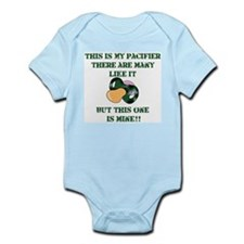 marine girl Infant Bodysuit